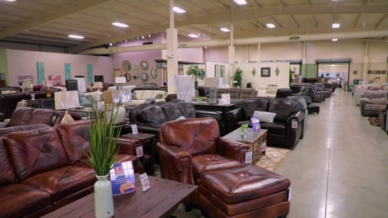 Great Prices Selection Every Day At Virginia Furniture Market