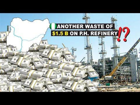 $1.5 billion Rehabilitation Of Port Harcourt Refinery, Good Or Bad Investment?