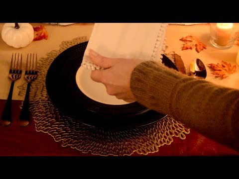 An Asmr Thanksgiving  - Softly Spoken