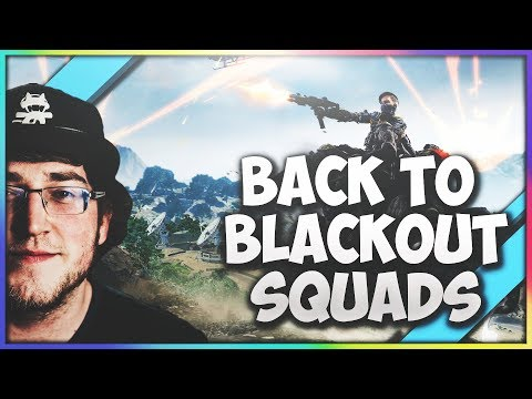 Blackout Is Now The Best BR? - Call of Duty Black Ops 4: Black out (Squads) thumbnail