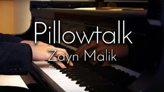 SLSMusic|Zayn|Pillowtalk - Piano Cover