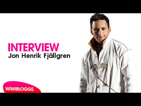 Interview: Jon Henrik Fjällgren - Jag är fri (Manne Leam Frijje) - Melodifestivalen 2015| wiwibloggs