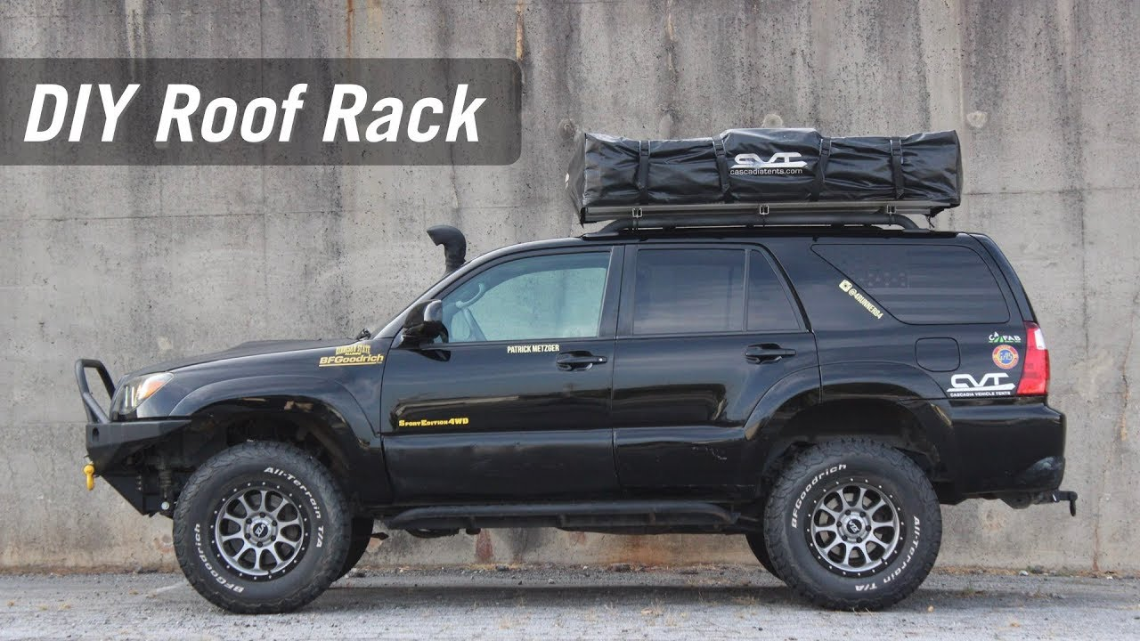 4th Gen 4runner Roof Rack