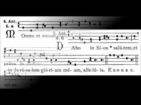 Solemn Latin Vespers for Gaudete Sunday
