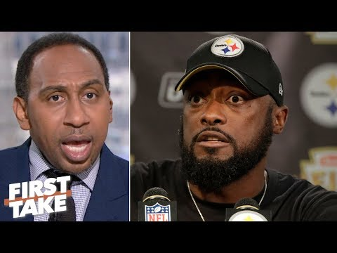 Bloomdaddy - Stephen A. Comments On Tomlin To Redskins Rumors