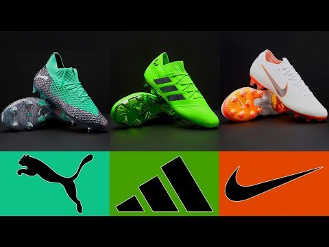 All Boots That Will Be Worn At World Cup Russia 2018
