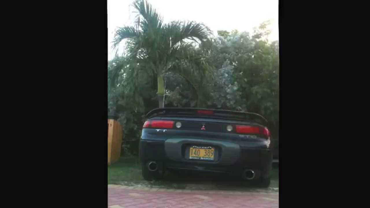 3000GT Sequential L E D  Tail Lights