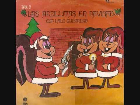 Las Ardillitas En Navidad con Lalo Guerrero Vol. 2 Año 1973 (Lp Completo-Original en Vinilo)