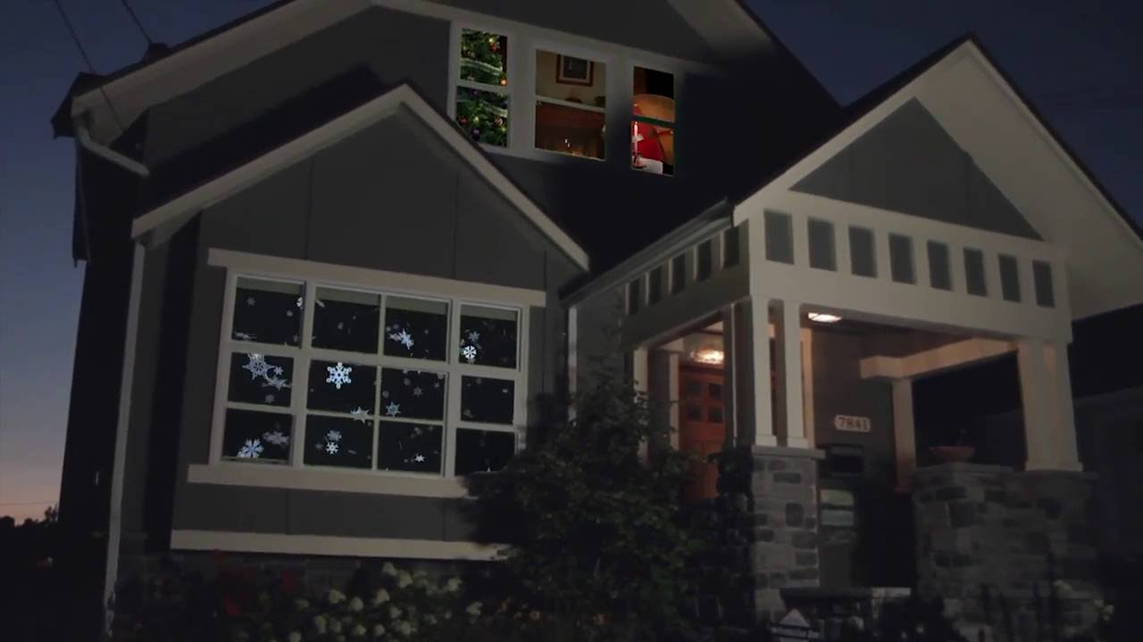 transform your home with windowfx animated projection kit