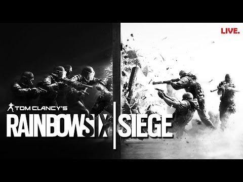 (ย้อนหลัง)Live: Rainbow Six Siege: ทดสอบเน็ตใหม่ไฉไลกว่าเดิม