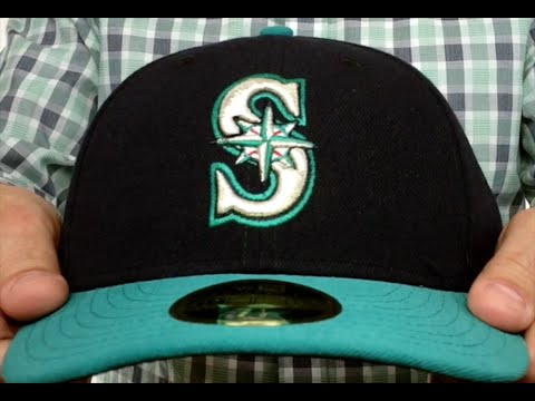 low profile fitted baseball cap mariners crown alternate hat new era hats