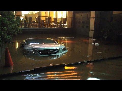 [LIPSUS] Banjir Terjang Jakarta, Kemang hingga Kramat Jati menjadi lautan