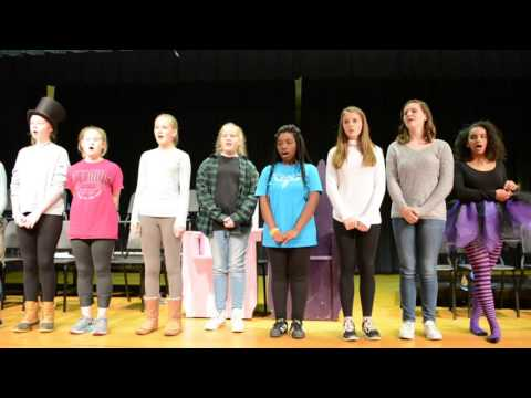 The Trials of Alice In Wonderland - Musical by Jack Jouett Middle School Students