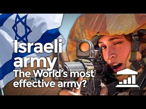 Why is the ISRAELI ARMY so POWERFUL? - VisualPolitik EN