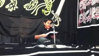 Salam Bibi Sakina- Ali Abbas Toronto