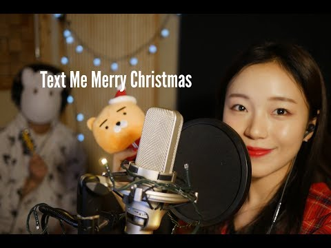 「Text Me Merry Christmas」Straight No Chaser (feat.Kristen Bell) Cover by 김달림과하마발