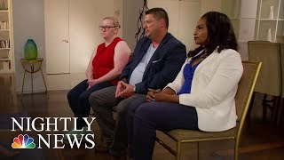 Veterans Speak Out About Fight To Claim VA Benefits After Military Sexual Assault   NBC Nightly News