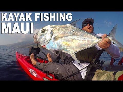 Kayak Fishing Maui: The Spirit of the Islands