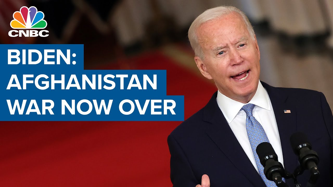 President Joe Biden tries to push the nation past the 9/11 era ...