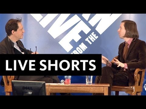 Wes Anderson on François Truffaut and Marcel Proust | LIVE From the NYPL