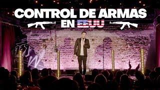 Ricardo Pérez - Control de armas en EEUU