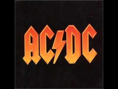 ACDC - Girls Got Rhythm