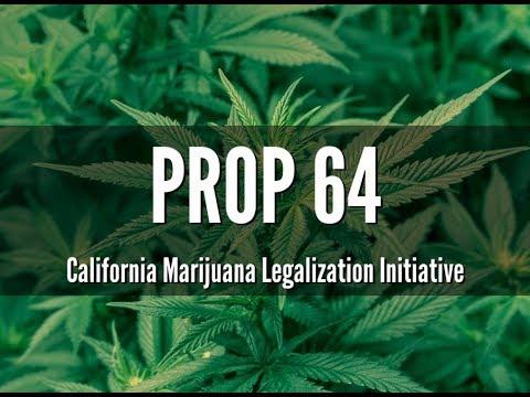 Pros & Cons on Prop 64 Recreational Use of Marijuana: Raw Talk Radio Show 1.19.18