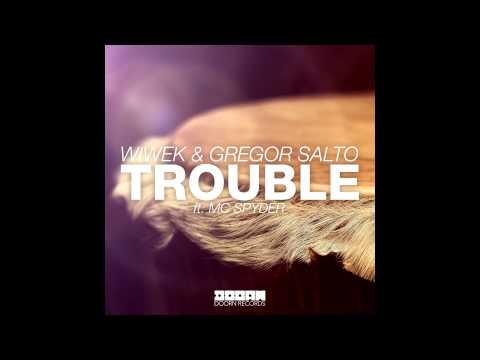 Gregor Salto & Wiwek - Trouble (Original Mix)