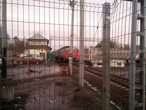 ЭД2Т-0020 На станции Клязьма
