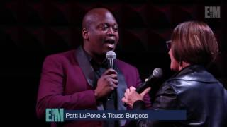 Patti LuPone & Tituss Burgess sing Meadowlark together