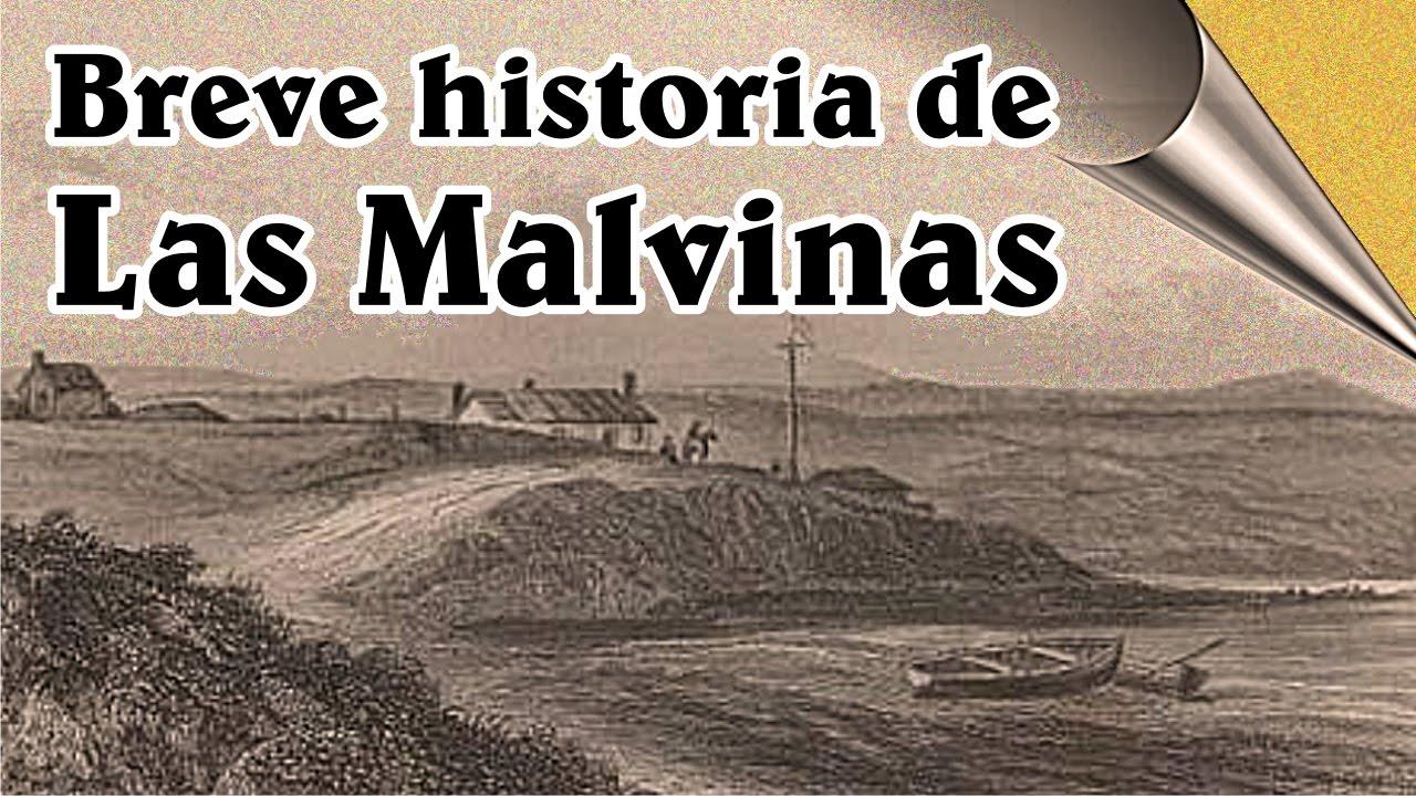 Breve Historia De Malvinas Youtube