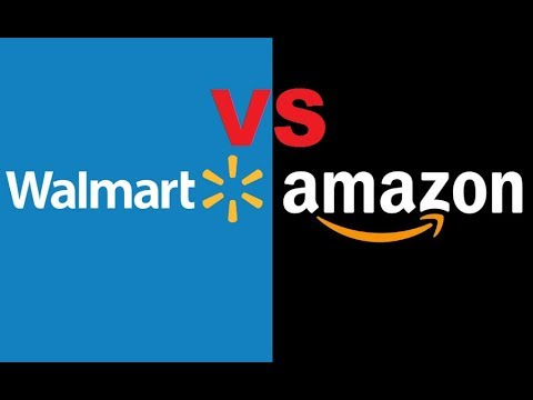 Amazon vs. Walmart: Which One Will Prevail?