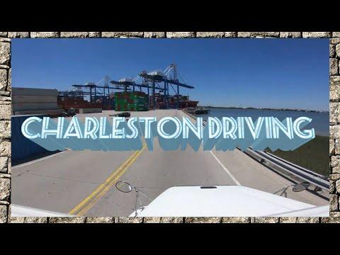 Charleston SC Port Driving