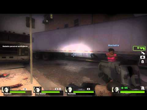 Left 4 Dead 2 w/Michael, Anton and Axel - Episode 1 -