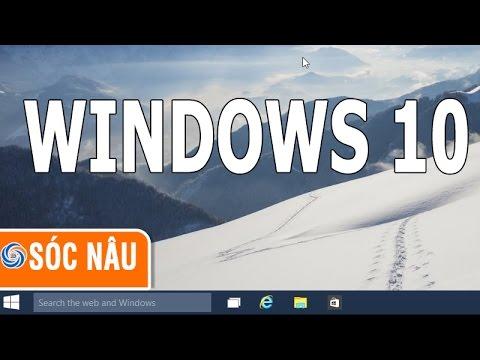 Cài Windows 10 trên máy tính ảo VMWare