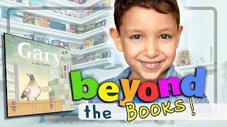 GARY by Leila Rudge - Beyond the books - Book Retellings by Elias Kemuel Video