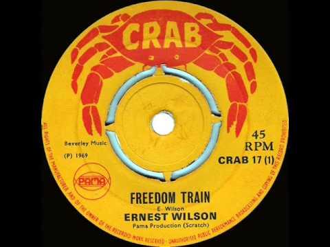 ERNEST WILSON - Freedom Train
