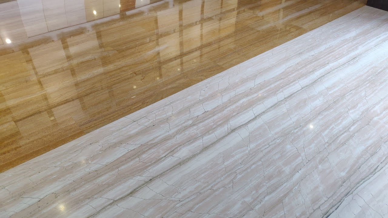 3 color Indian Marble flooring design and staircase design with price -  YouTube