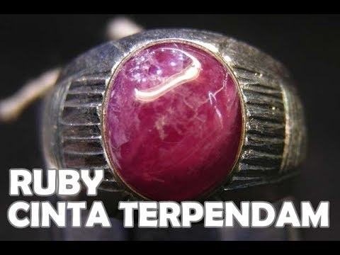 cara TEST RUBY ... ada CINTA TERPENDAM
