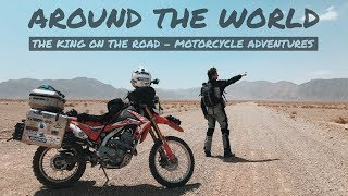 MOTORCYCLE ADVENTURE - Around the World - London to Pakistan