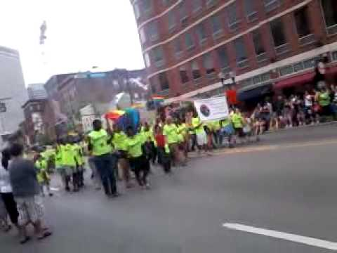 Columbus pride parade 2011 - YouTube