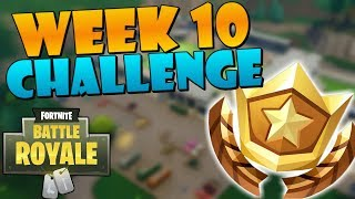 """Search Between Movie Titles"" Fortnite Week 10 Challenge Location! (Fortnite Battle Royale)"
