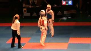 Johanna Lim Falk vs Emelie Seiden, match #1 del 1