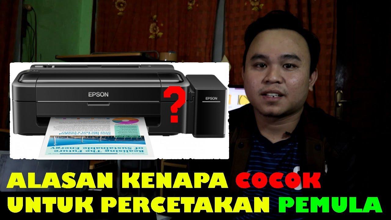 Review Kelebihan Dan Kekurangan Printer Epson L310 Youtube