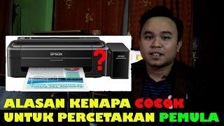 REVIEW Kelebihan dan kekurangan printer Epson L310