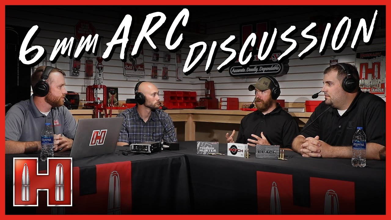 6mm ARC Post Launch Discussion