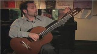 Classical Guitar Lessons : Definition of Guitar Parts