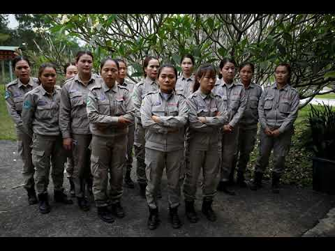 Image result for Meet the female squad who clear out Vietnam's unexploded bombs