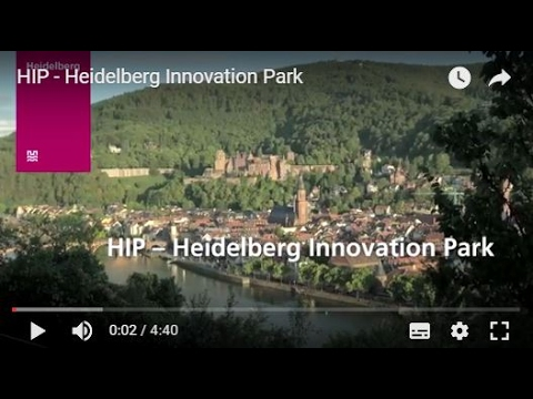 HIP - Heidelberg Innovation Park