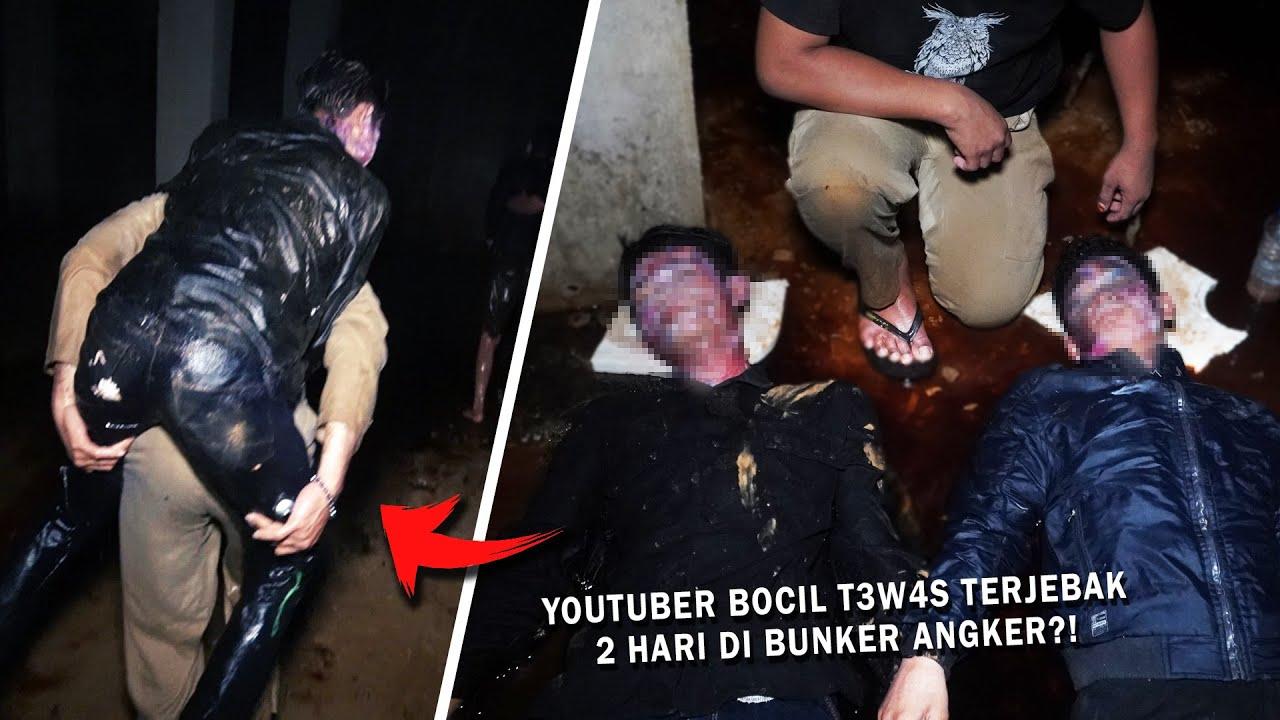 Download VIRAL!! EVAKUASI MAY4T YOUTUBER TEW4S TERJEBAK DI BUNKER ANGKER⁉️,DI SER4NG JIN BERTUBI2,Part 2